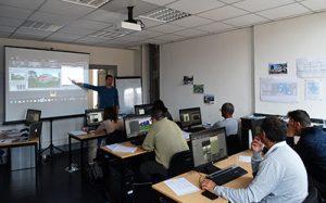 Photo session de cours AB Formation